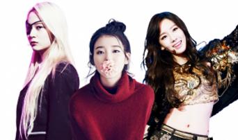 Which Female Idol Should Be A Top Girl Crush?