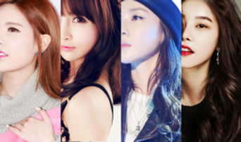 Four Female Idols Who Are A Little Over Thirty