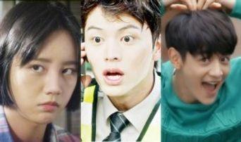 K-Idols In Current Dramas 2015