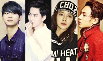 7 K-Idols With Unusual Real Names