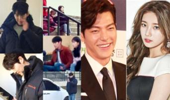 Kim Woo Bin And SUZY On NEW Drama