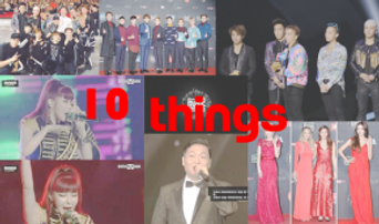 10 Things, You Must Check, Happened At MAMA 2015