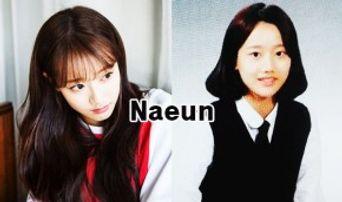 7 Gnarly Past Pictures Of April Naeun