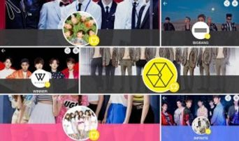 Who Got The Most Fans In V app?