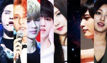 7 Kpop Idols Look Exotic