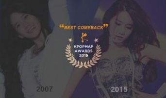 One Year With Girls' Generation : 2015 Comeback (By Kpopmap)