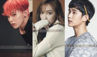 The Highly Paid Korean Stars In Hong Kong