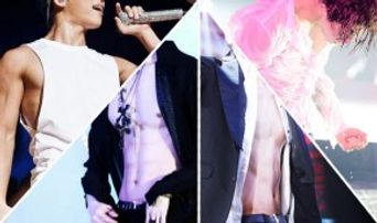 Top 9 The Sexiest Stage Costumes Of Kpop Singers 2