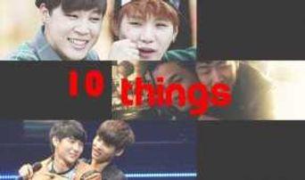 10 Things Bromance Caught In K-Idol Photos