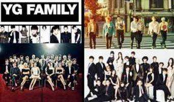 2016 Brand New Plans Of 10 Kpop Agencies