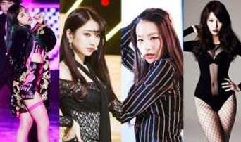 6 Idol Girls Contrasting Charms Of On VS Off Stage