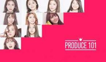 Current Ranking Of Produce 101: As Of Jan 28