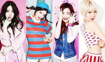 4 Candy Girls :  Sweet Idol Girls Compilation