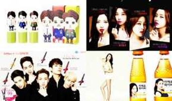 4 Beauty Model Idols With Their Special Editions