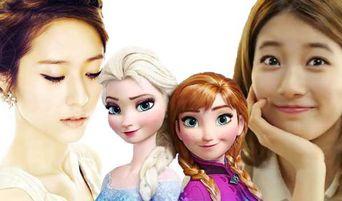 Elsa VS Anna: Cold Or Warm Idol Girls Compilation