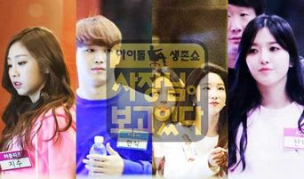 SBS' Lunar Special Show 'The Boss Is Watching': Line-up