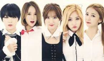 TAHITI Members Profile: Cute Little Girls Of K-Pop