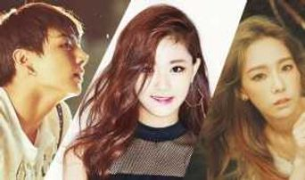 Check Where Your Hottest Idol In 2015 Is Ranked At