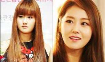 Idols' Now & Then Photos: 4MINUTE