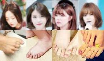 5 Of The Shockingly Ugliest Female Idol Feet
