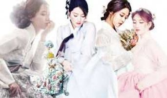 Sensational HanBok Pictorials Of 5 Female Hallyu Stars