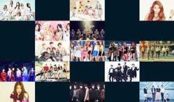 [CANCELED] Korean Music Wave In Bangkok 2016: Line-Up