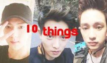 10 Things Ugly Selfies Of Hot Kpop Idol Stars