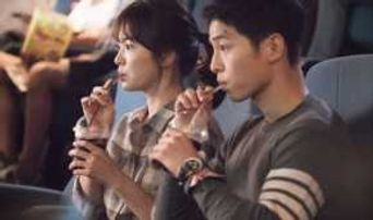 Netizens Catche Song HyeKyo And Song JoongKi On a Date