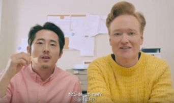 WATCH: Conan O'Brien Talks About His Interest in Korea