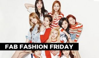 Fab Fashion Friday: Cheer Up With TWICE's Outfits