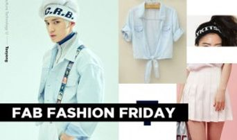Fab Fashion Friday: Dress Like NCT U's Girlfriend