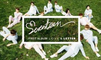 Teaser )) SEVENTEEN's First Full Album - 'Love & Letter'