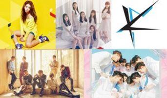 2016 KCON NY & LA: Line-Up (Update)