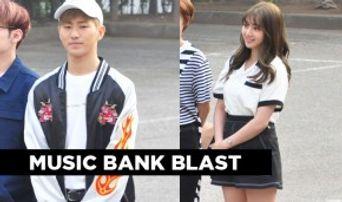 Music Bank Blast: K-Pop Idols' Couple Looks from May 27th