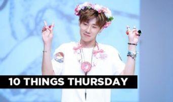 10 Things Thursdays: Unique K-Pop Idols' Nicknames By Fans