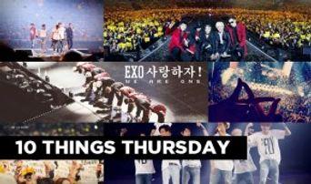 10 Things: Slogans Between K-Pop Members and Their Fans
