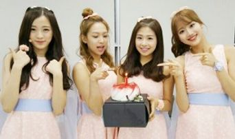 APRIL's Tinkerbells Achieve Their 1st Place Nomination!