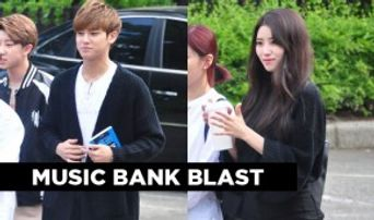 Music Bank Blast: K-Pop Idols' Couple Looks from May 15th
