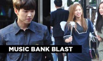 Music Bank Blast: K-Pop Idols' Couple Looks from May 20th