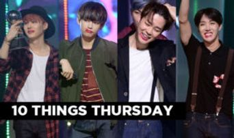 10 Things: Weird 1st Place Promises Made by K-Pop Idols