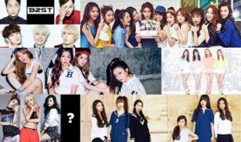 Upcoming K-Pop Comebacks/Debuts in July 2016