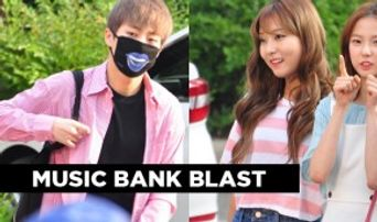 Music Bank Blast: K-Pop Idols' Couple Looks from June 10th