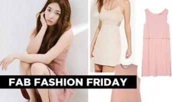 FAB FASHION FRIDAY: Dress InStyle with f(x)'s Luna Photoshoot