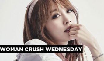 Woman Crush Wednesday: Nicole Jung