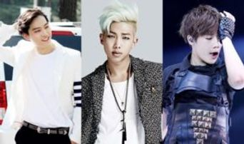 10 K-Pop Male Idol Leaders Who are Blood Type A