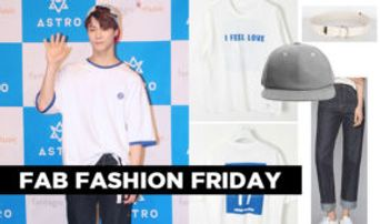 FAB FASHION FRIDAY: Dress for a Summer Date with ASTRO