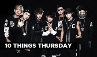 10 Things Thursday: Male K-Pop Idols' Pre-Debut Potential Names