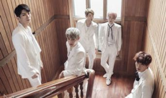 INX Profile: NA Entertainment's New 5 Member Boy Group