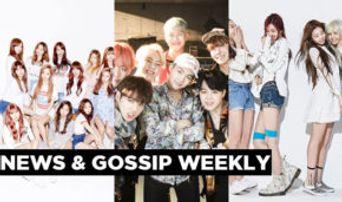 Breaking K-Pop News & Celebrity Gossip: 2nd Week of July