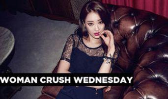 Woman Crush Wednesday: KyungRi of Nine Muses